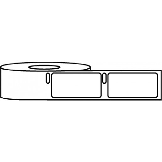 """1"""" x 2.125"""" Thermal Label Roll - DYMO® Compatible"""