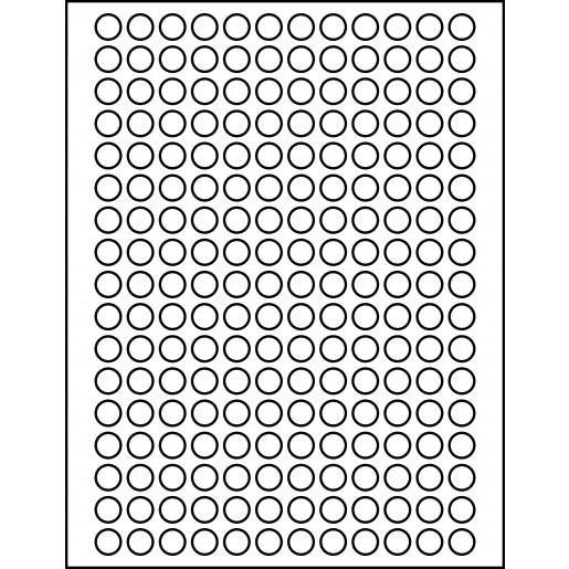 half circle template
