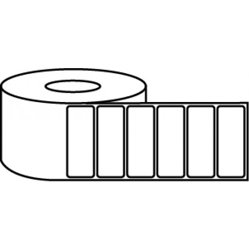 """4"""" x 1.5"""" Thermal Label Roll - 3"""" Core / 8"""" Outer Diameter"""