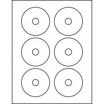 "3"" Mini CD w/ 17mm center"