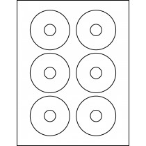 "3"" Mini CD w/ 22mm center"