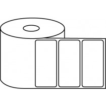 "3"" x 1.5"" Thermal Label Roll - 1"" Core / 4"" Outer Diameter"