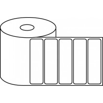 "4"" x 1"" Thermal Label Roll - 1"" Core / 4"" Outer Diameter"