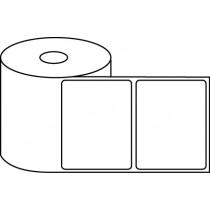 "4"" x 3"" Thermal Label Roll - 1"" Core / 4"" Outer Diameter"