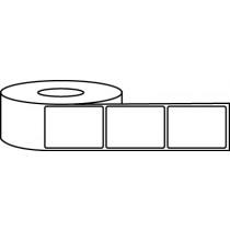 "3"" x 4"" Thermal Label Roll - 3"" Core / 8"" Outer Diameter"