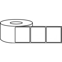 "4"" x 4"" Thermal Label Roll - 3"" Core / 8"" Outer Diameter"