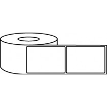 "4"" x 5"" Thermal Label Roll - 3"" Core / 8"" Outer Diameter"